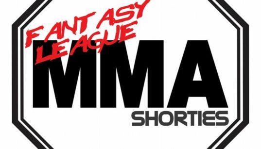 MMA Shorties Fantasy League