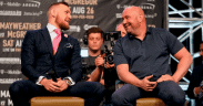 Dana White Conor McGregor