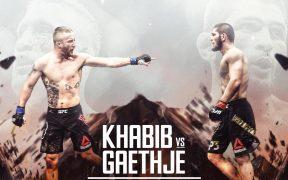 Khabib vs Gaethje