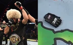 Khabib, UFC 254