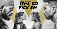 Tipsport, UFC 255