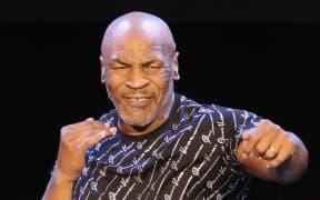 Mike Tyson, Box