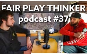Fair Play Think podcast, Honza Novák