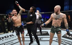 Poirier vs McGregor