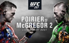 UFC, Dustin Poirier vs Conor McGregor 2