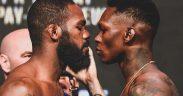 Jones vs Adesanya