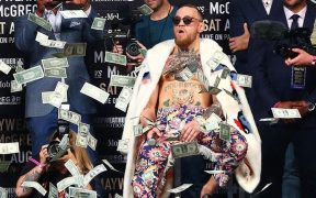 Conor McGregor Poirier