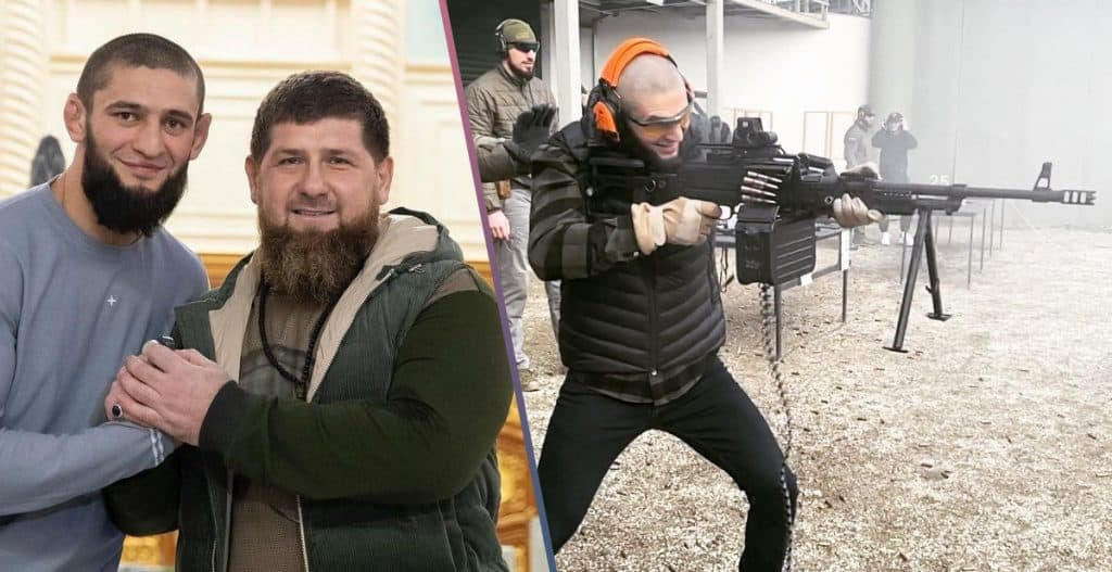 ACA, Kadyrov, Chimaev