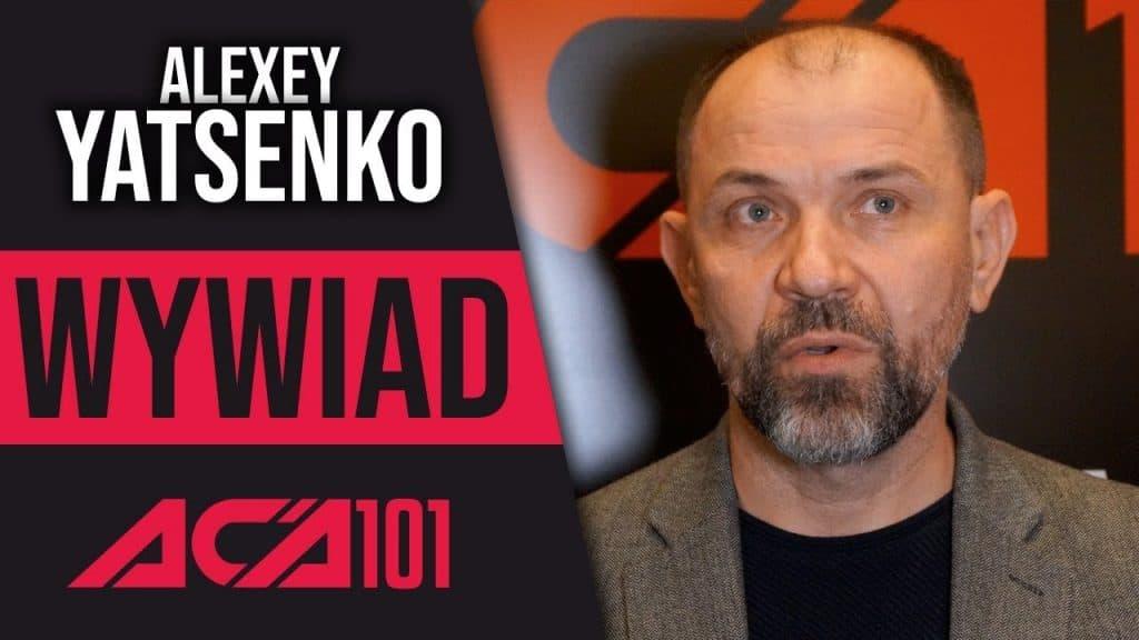 ACA, Alexey Yatsenko