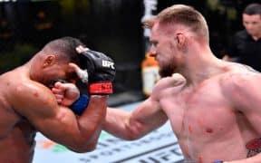 UFC, Volkov, Overeem