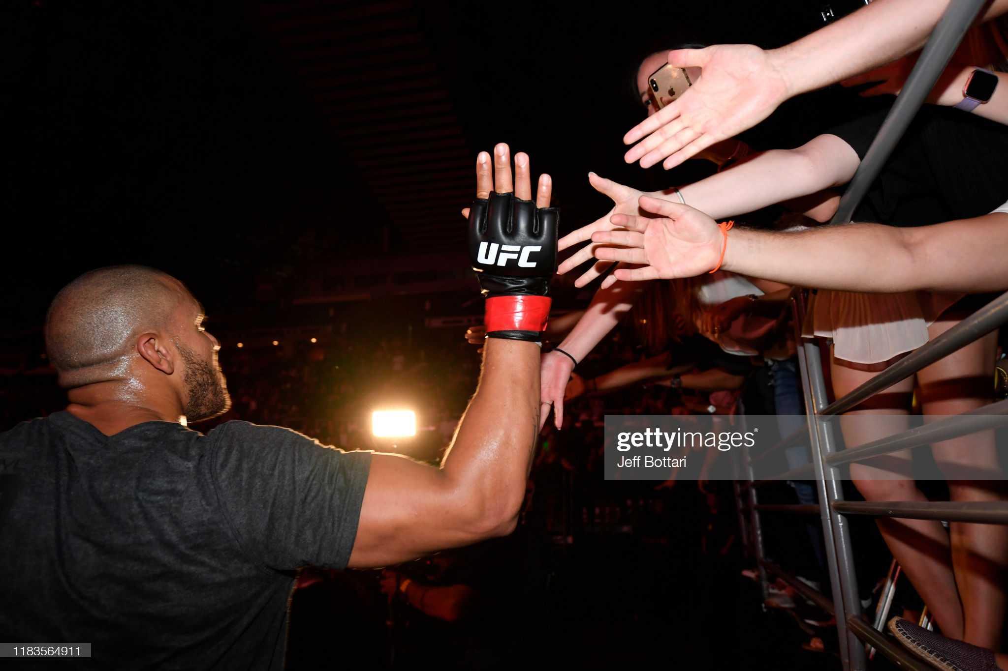 UFC Benavidez