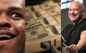 Jon Jones Dana White