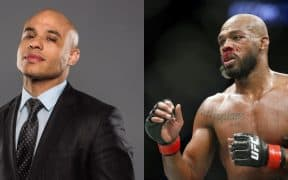Ali Abdelaziz Jon Jones