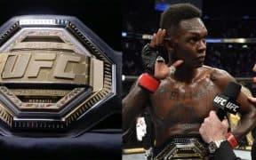 UFC Adesanya