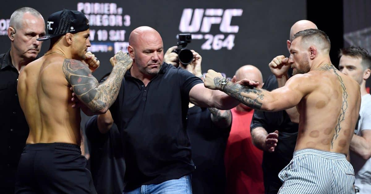 UFC, Tipsport, Conor McGregor, Dustin Poirier