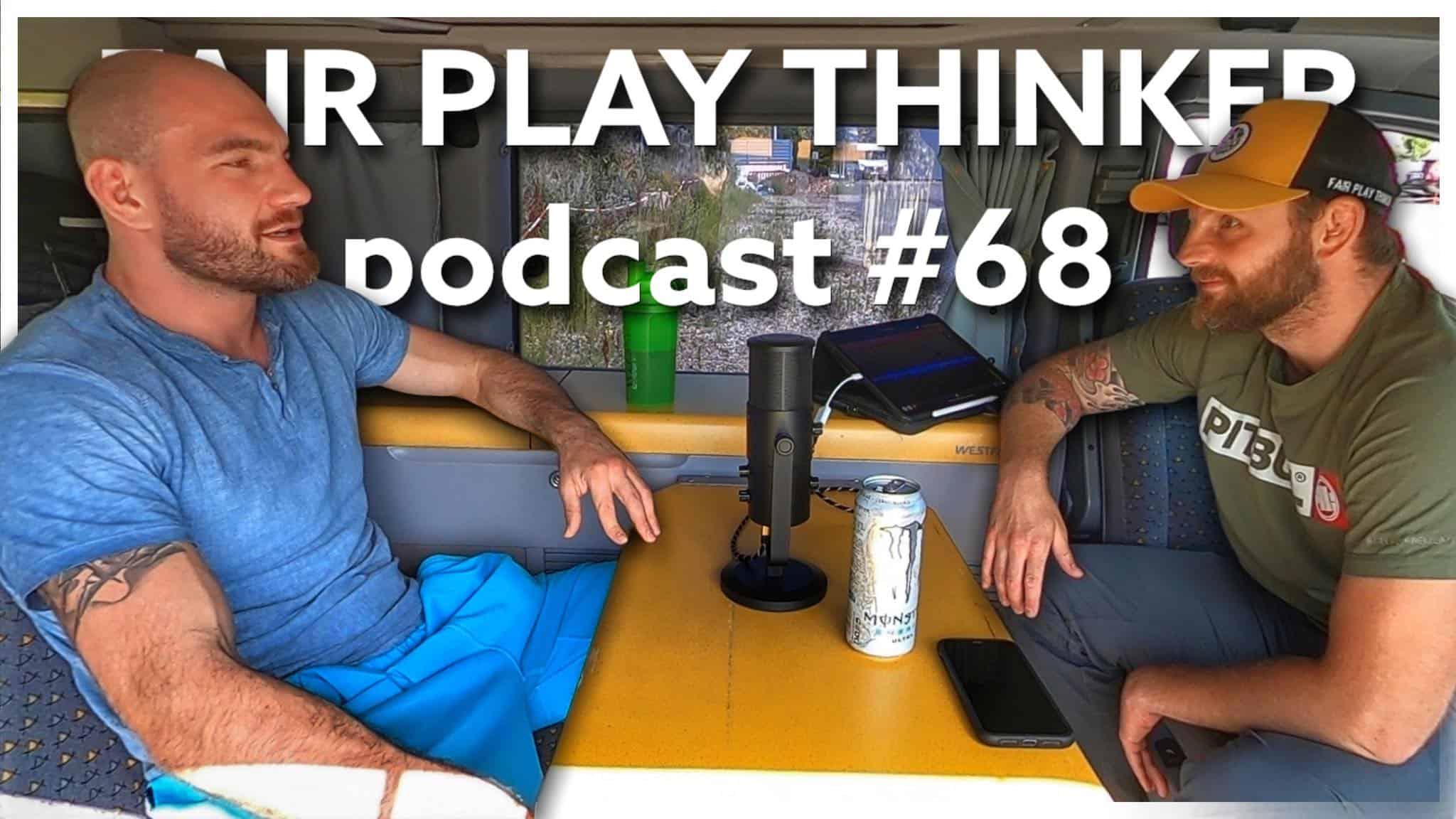 Škvor, Fair play thinker podcast