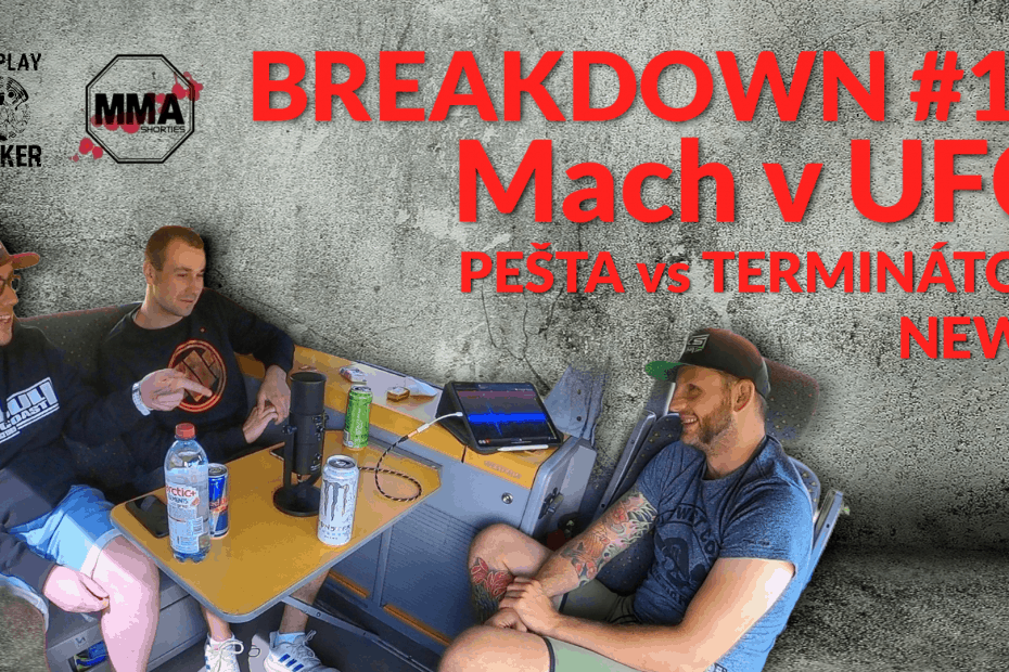 Breakdown, UFC, Oktagon