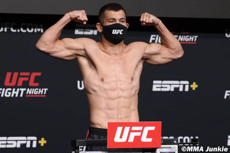 Mach Muradov, Tipsport, UFC