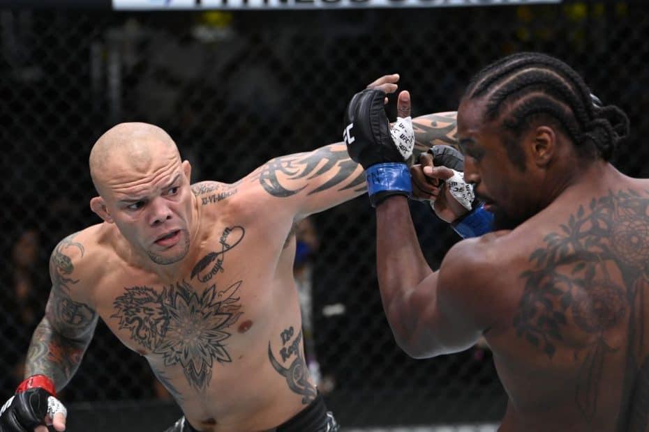 Smith, UFC