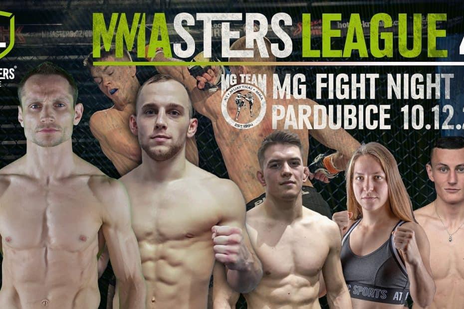 MMAsters League,