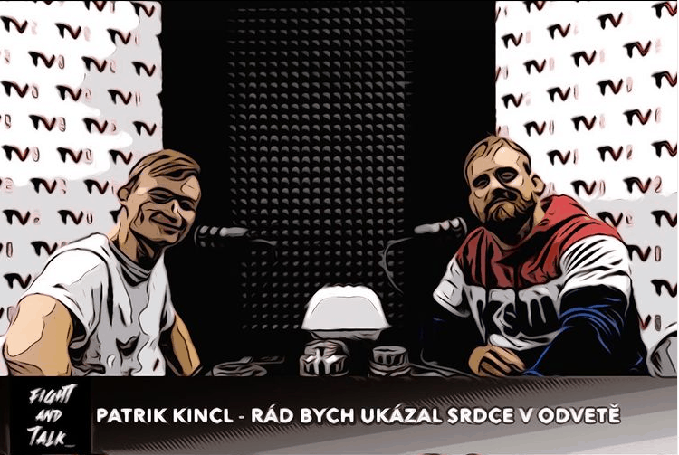 Fight and Talk, Patrik Kincl